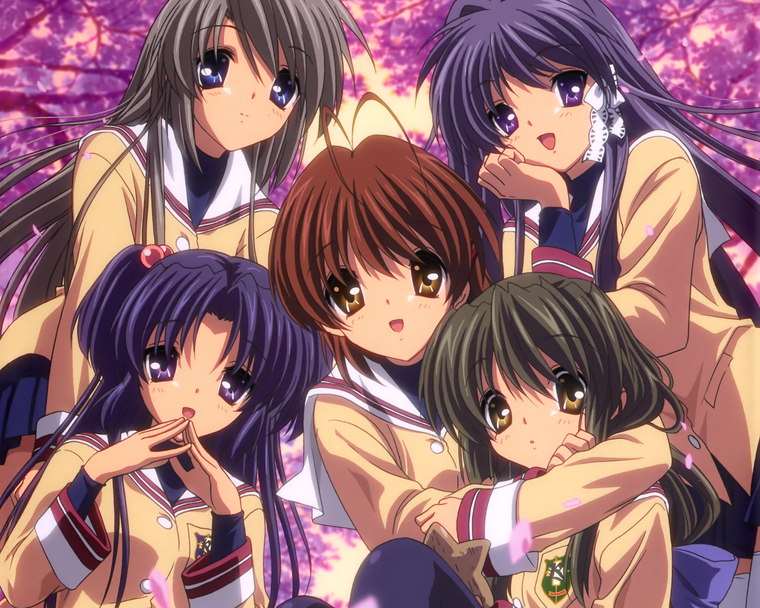 Best Clannad background ID:318144 for High Resolution hd 2560x2048 computer