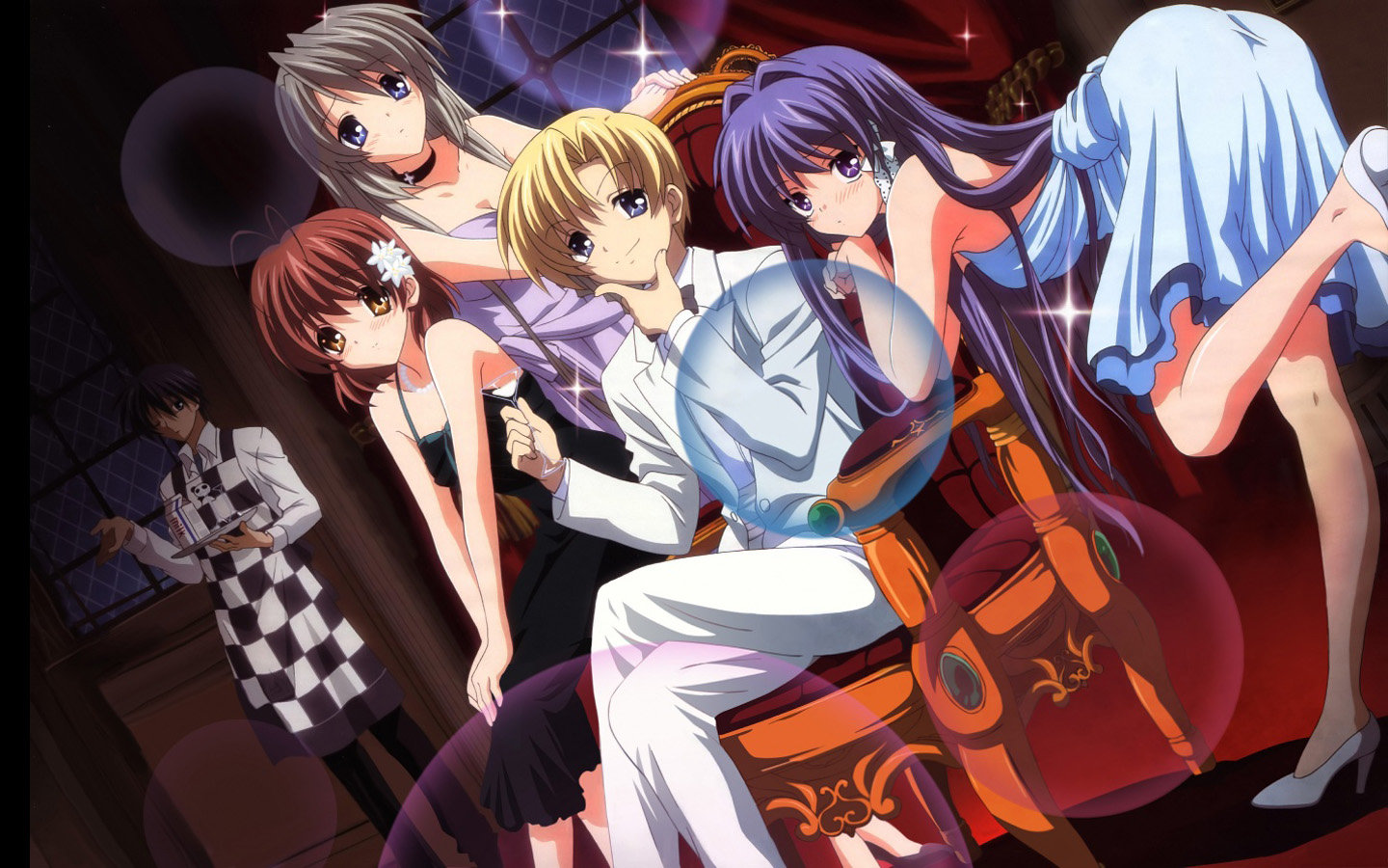 Best Clannad background ID:317405 for High Resolution hd 1440x900 PC