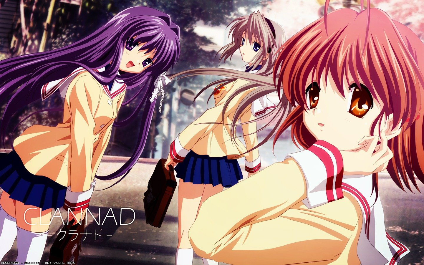 Free Clannad high quality wallpaper ID:317410 for hd 1440x900 PC