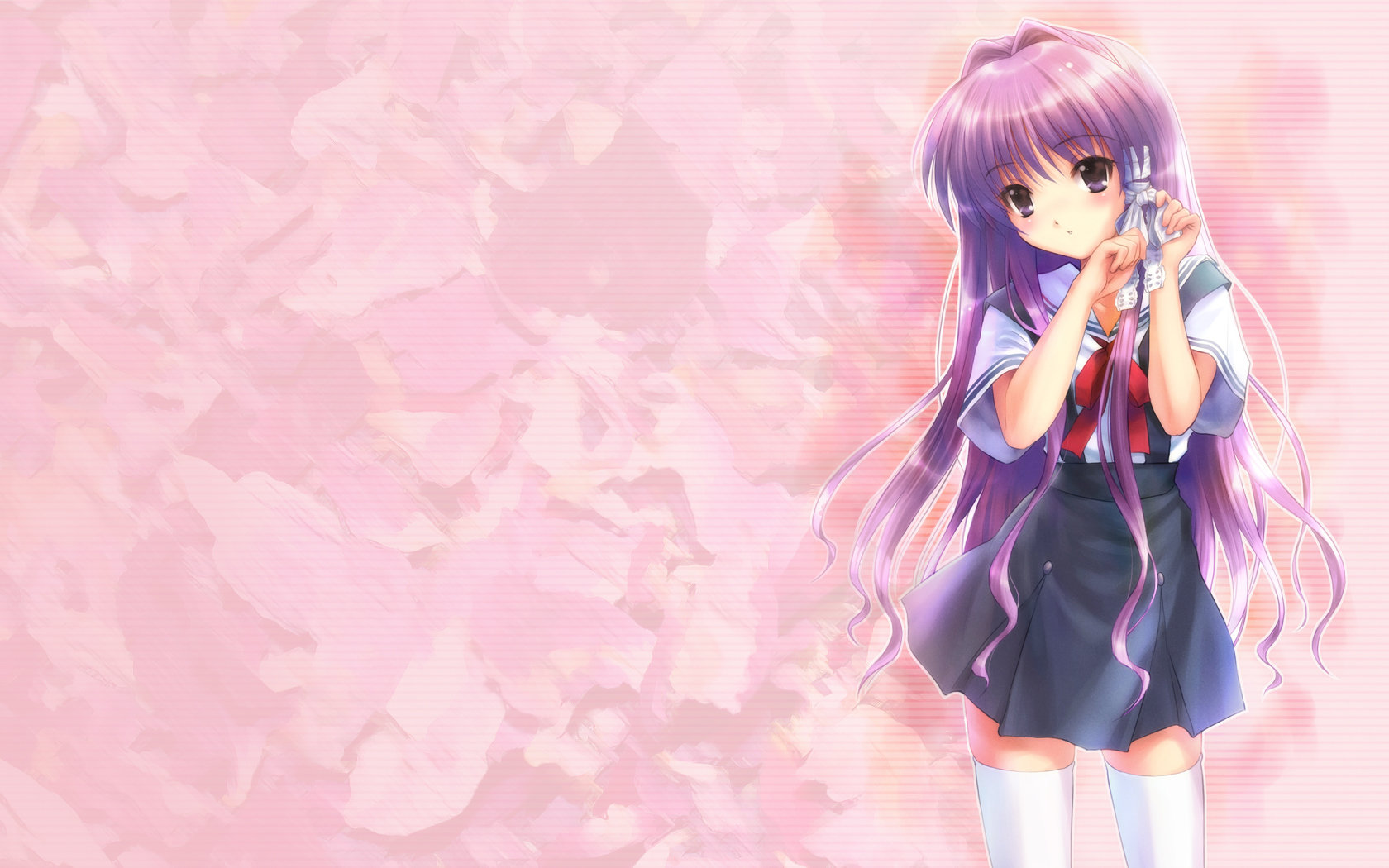 Best Kyou Fujibayashi background ID:317778 for High Resolution hd 1680x1050 computer