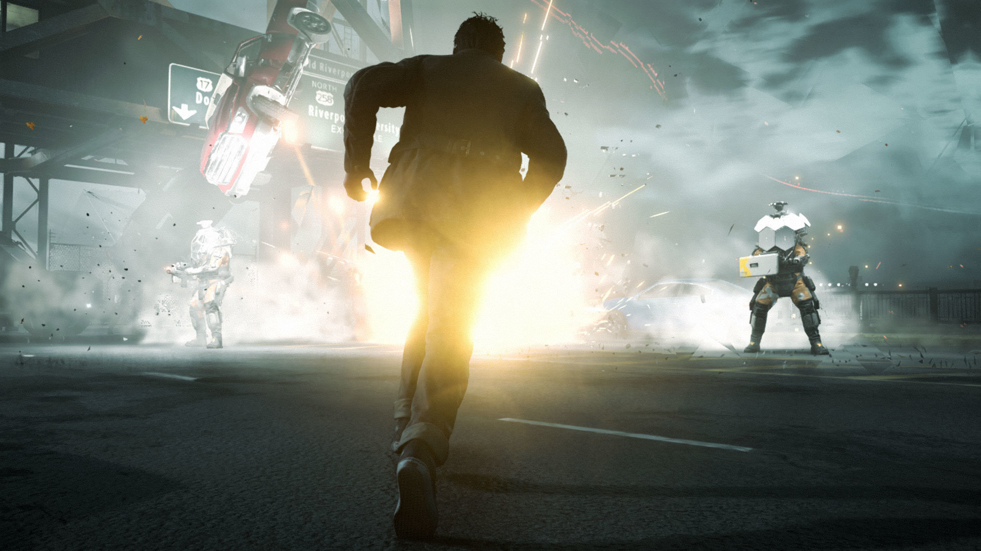 High resolution Quantum Break 1080p wallpaper ID:26336 for computer