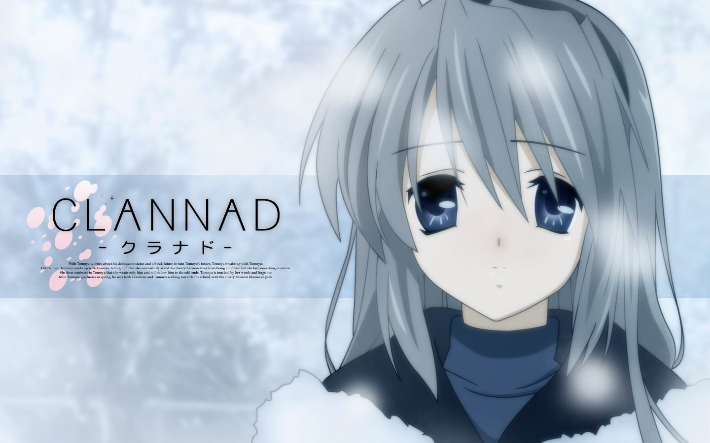 High resolution Tomoyo Sakagami hd 1440x900 background ID:317412 for desktop