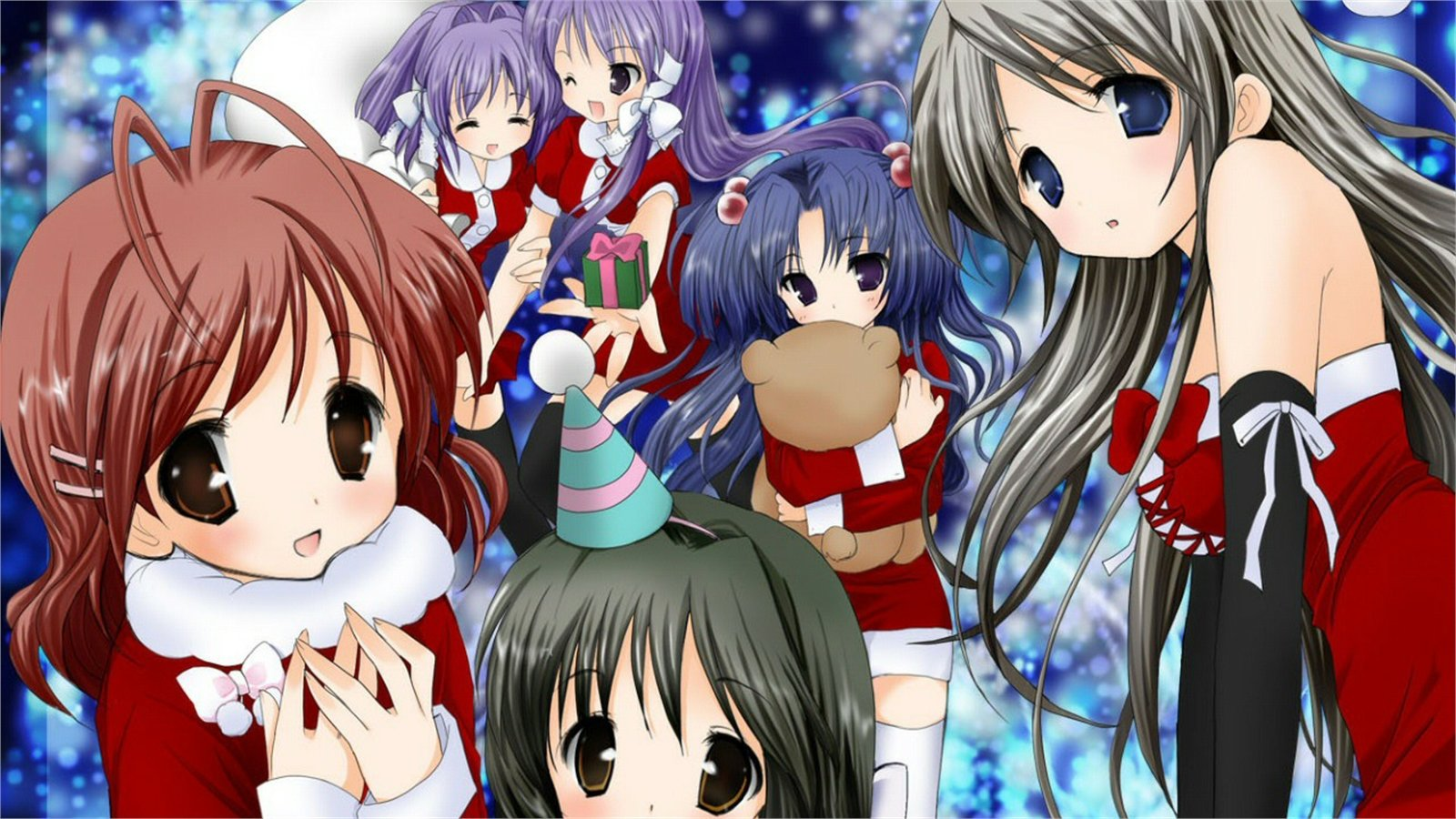 Free Clannad high quality background ID:316787 for hd 1600x900 computer