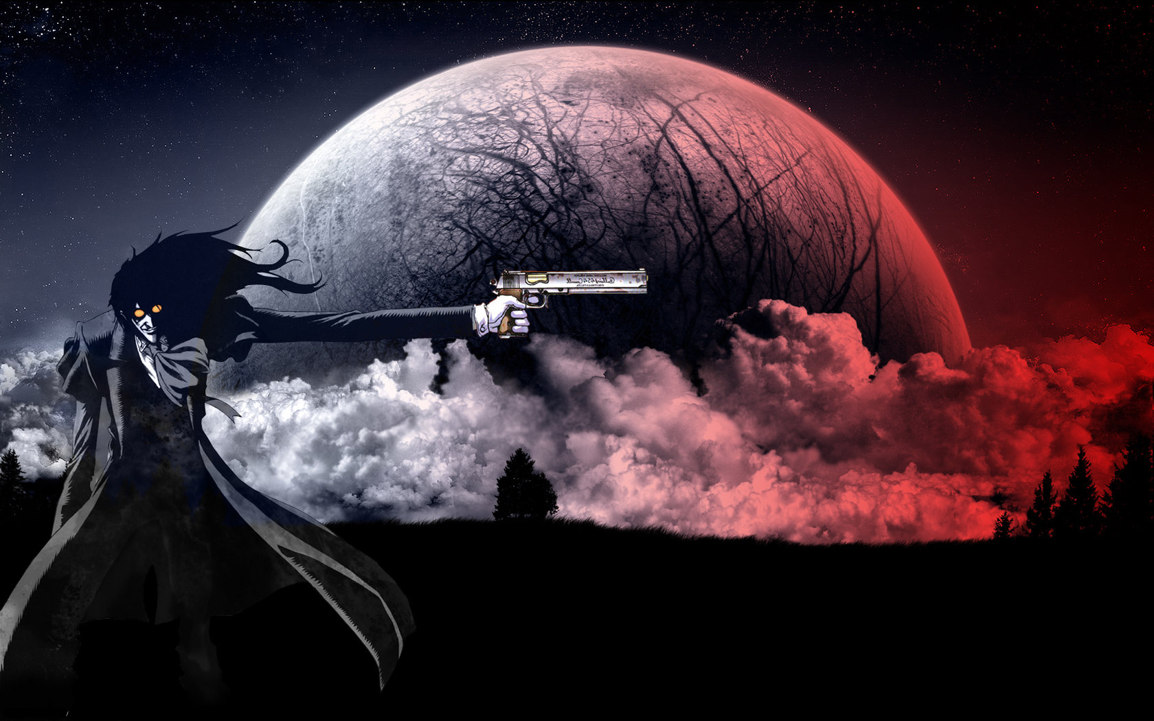 Free Hellsing high quality background ID:329617 for hd 1680x1050 desktop