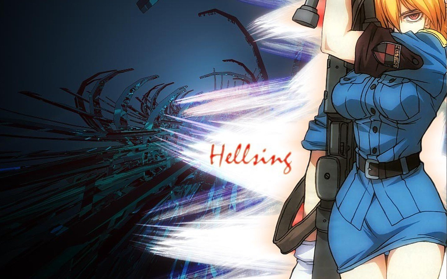 Awesome Hellsing free wallpaper ID:329958 for hd 1440x900 desktop
