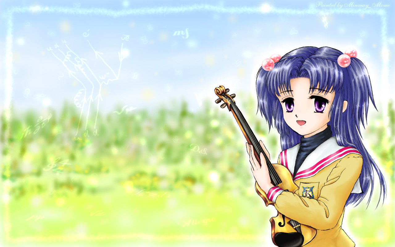 Best Kotomi Ichinose wallpaper ID:317070 for High Resolution hd 1280x800 PC