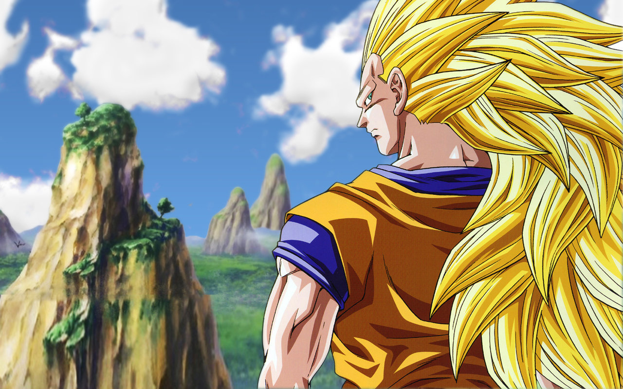 Awesome Goku free background ID:461902 for hd 1280x800 PC