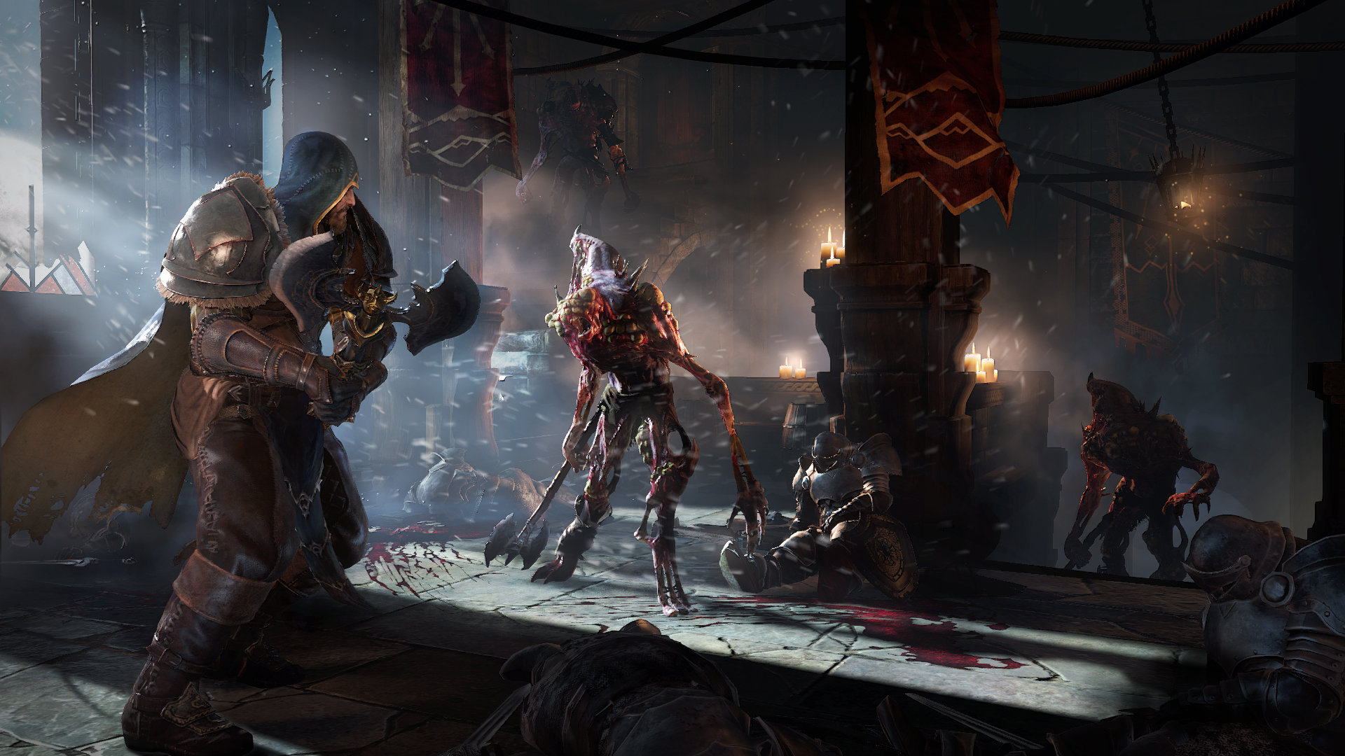 Free Download Lords Of The Fallen Wallpaper Id 340248 1080p For Pc
