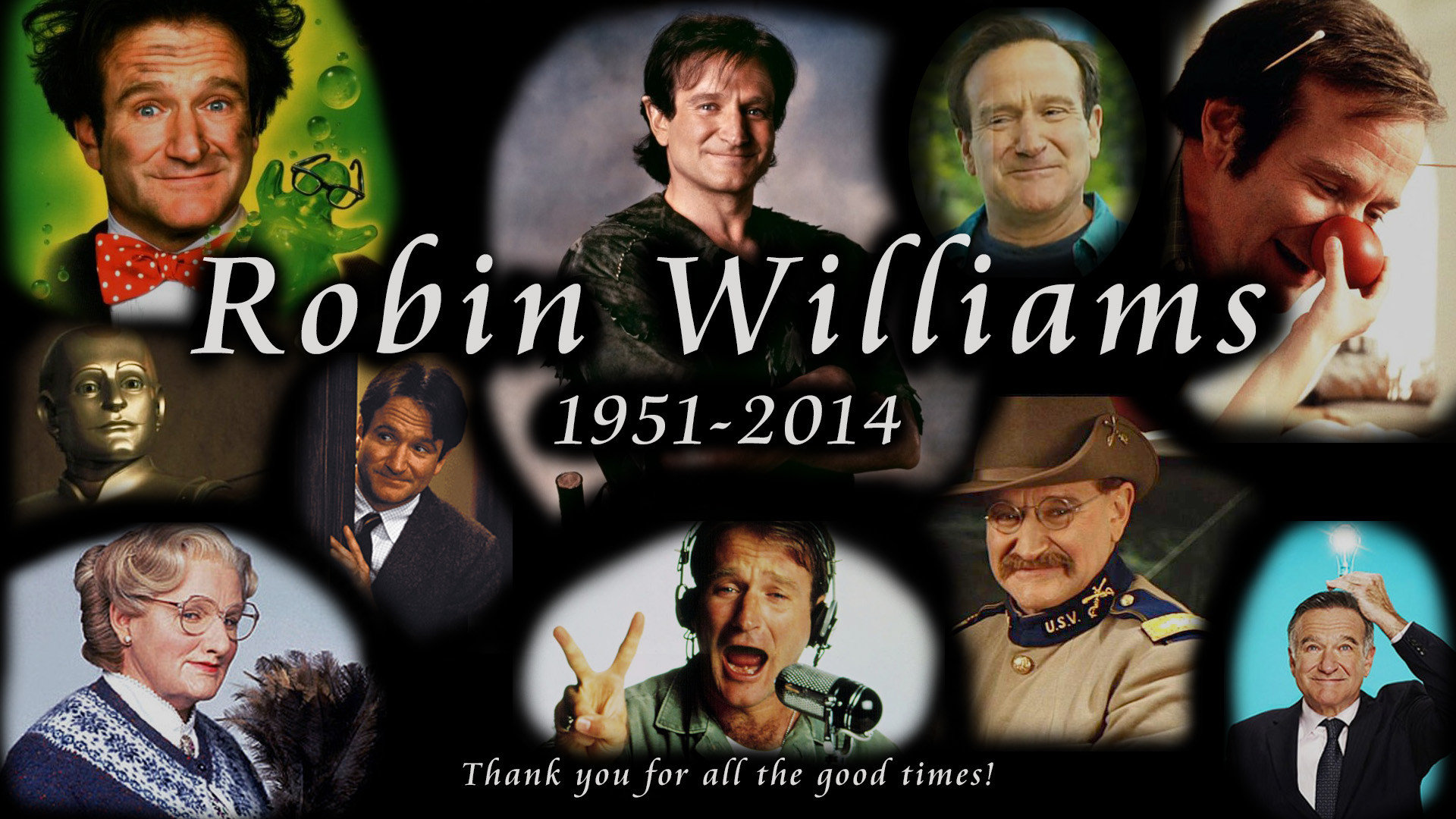 Free Robin Williams high quality wallpaper ID:72958 for hd 1080p computer
