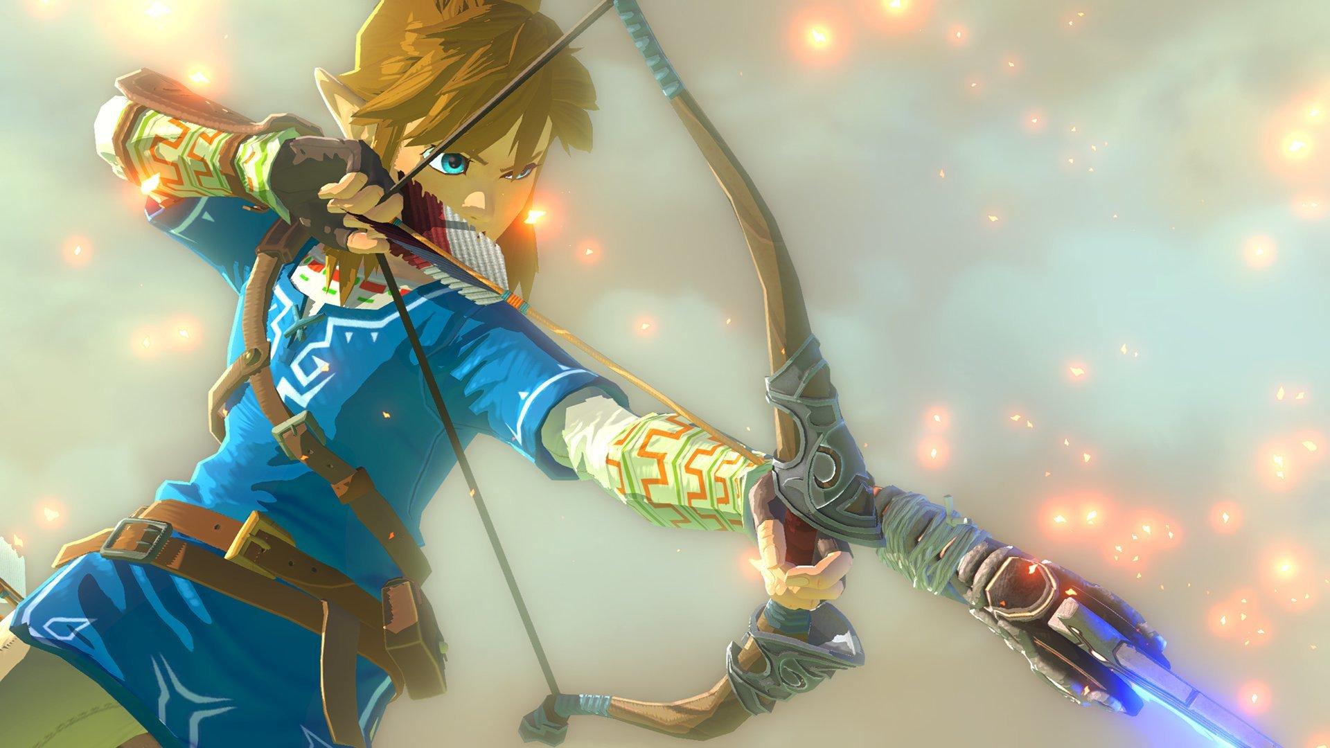 The Legend Of Zelda Breath Of The Wild Wallpapers 1920x1080 Full