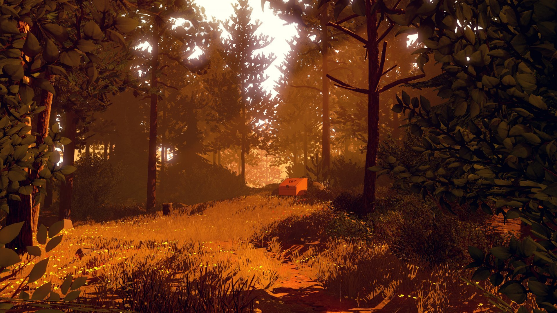 Awesome Firewatch Free Wallpaper Id467991 For Full Hd 1920x1080 Pc