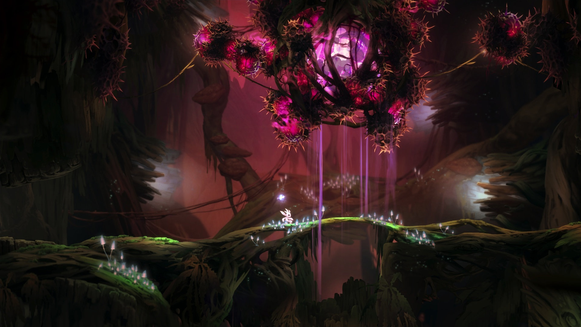 Ori And The Blind Forest Hd Wallpaper: Ori And The Blind Forest Wallpapers 1920x1080 Full HD
