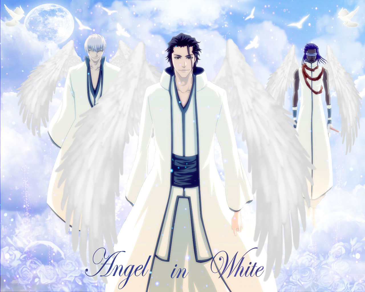 Free Sosuke Aizen high quality background ID:417826 for hd 1280x1024 desktop