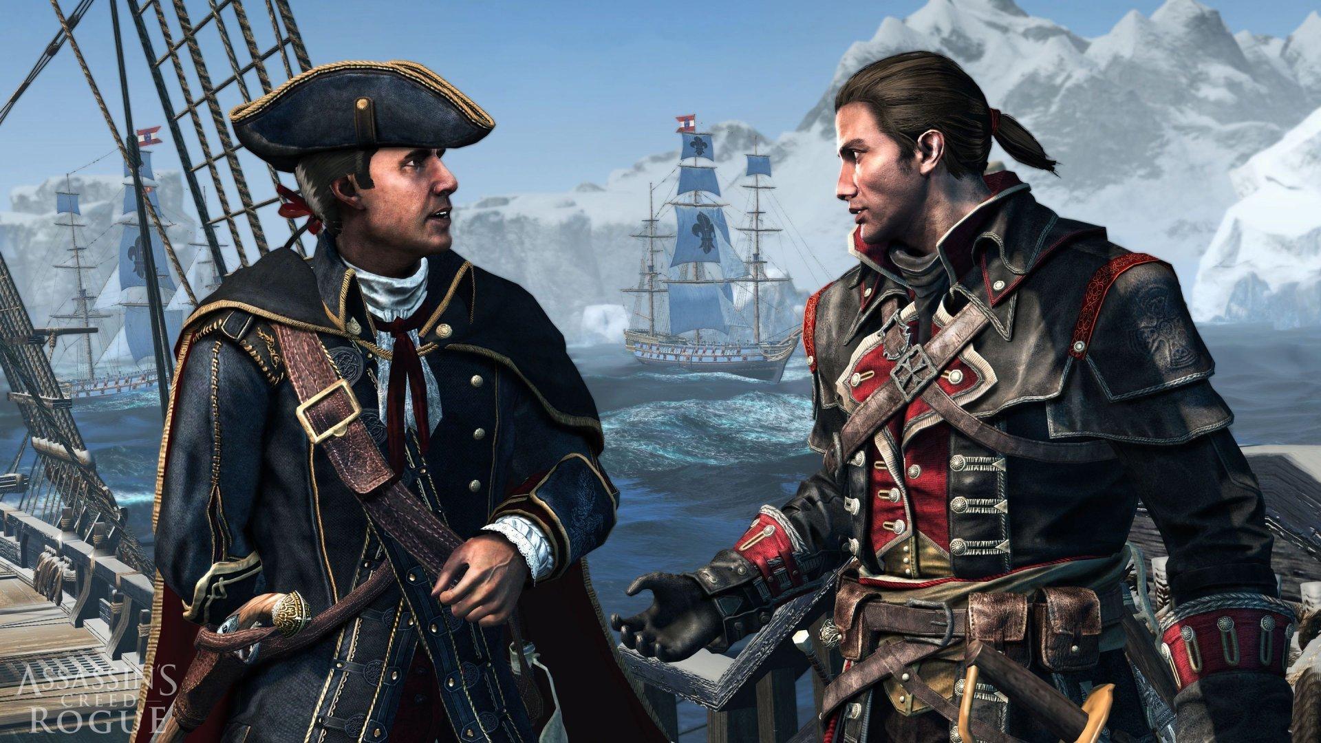 Free Download Assassin S Creed Rogue Wallpaper Id 231481 Full Hd