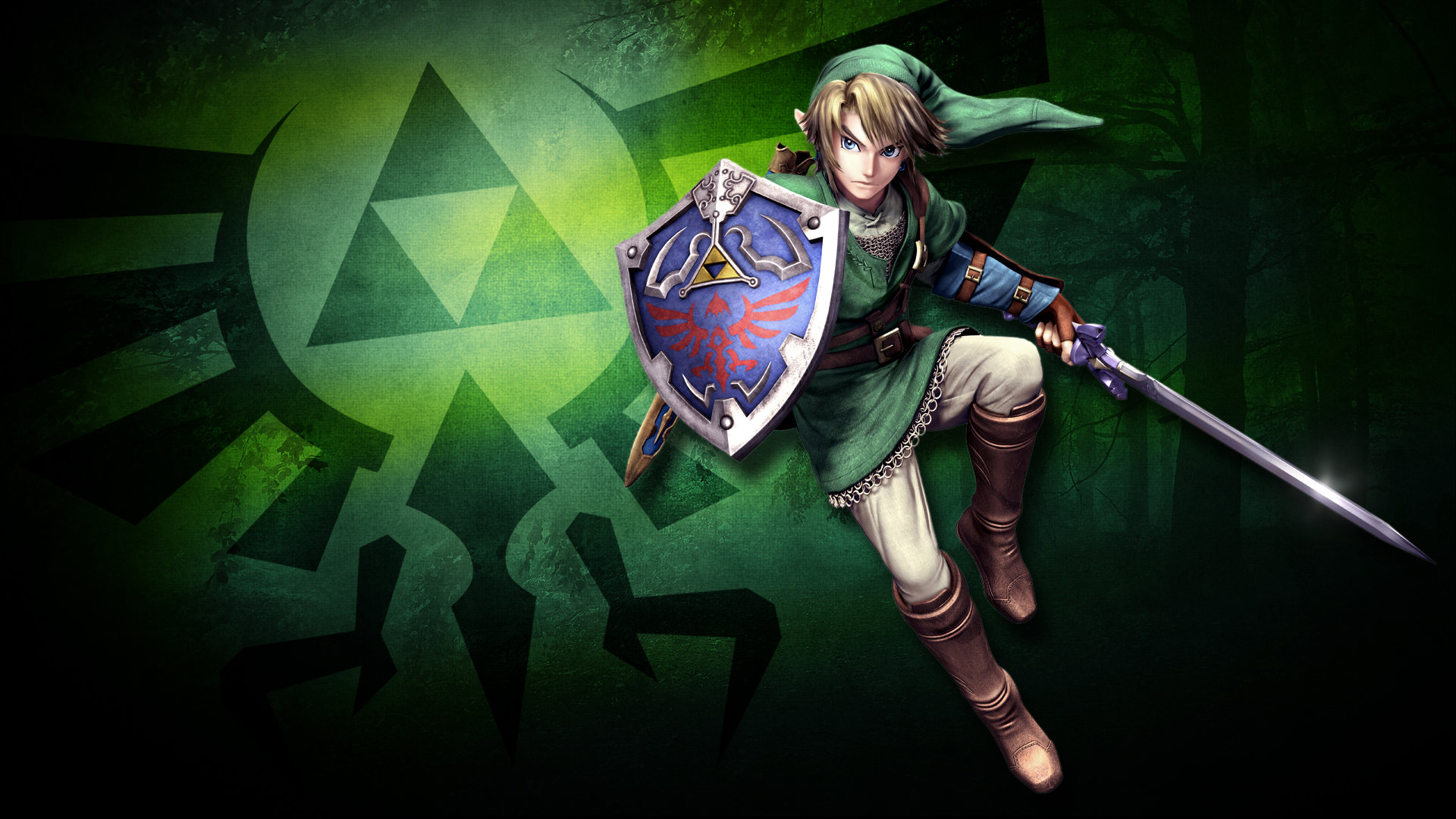 Triforce Wallpapers 1920x1080 Full Hd 1080p Desktop Backgrounds
