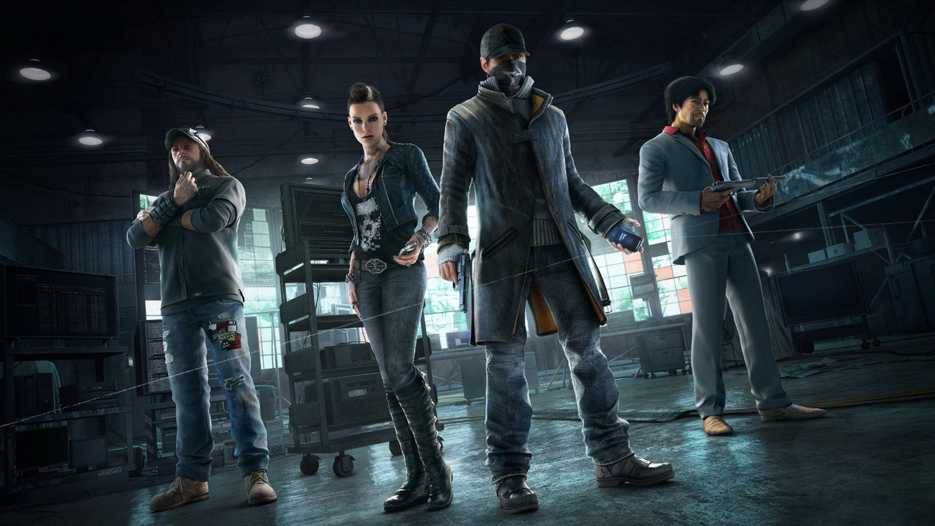 Download Hd 1080p Watch Dogs Pc Background Id 117250 For Free