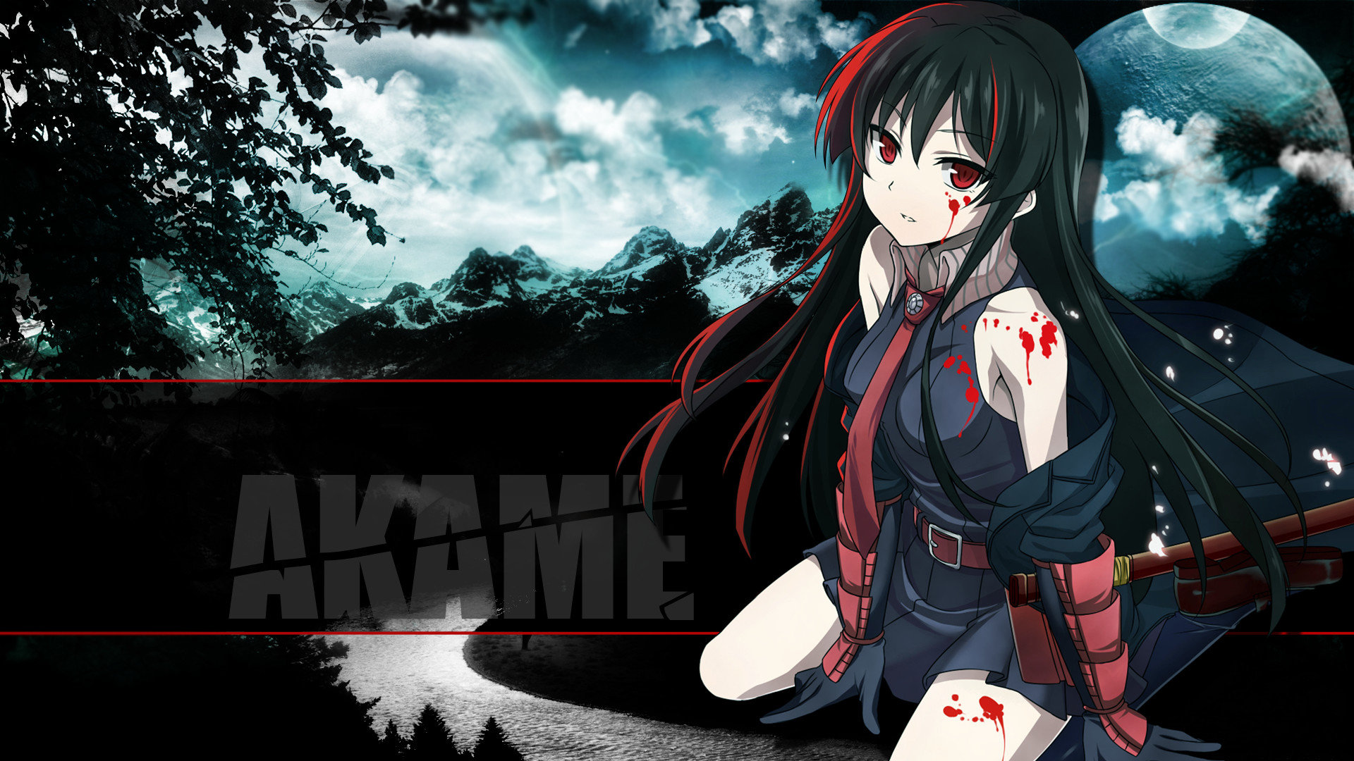 Awesome Akame Ga Kill! free background ID:207948 for full hd computer