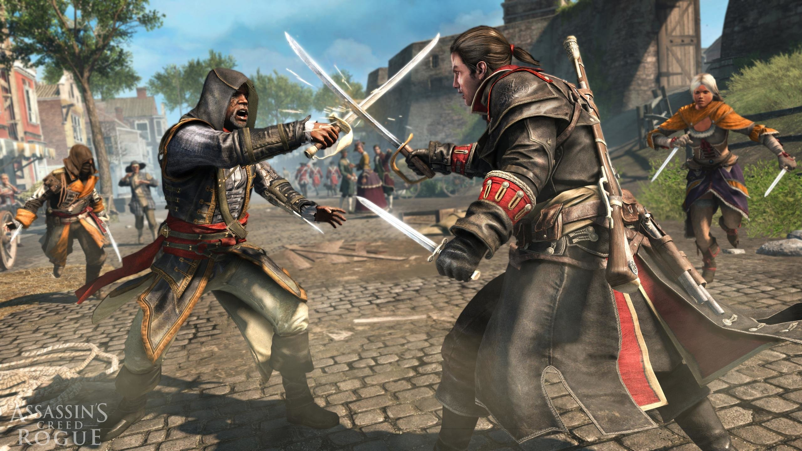 Best Assassin S Creed Rogue Wallpaper Id 231506 For High Resolution