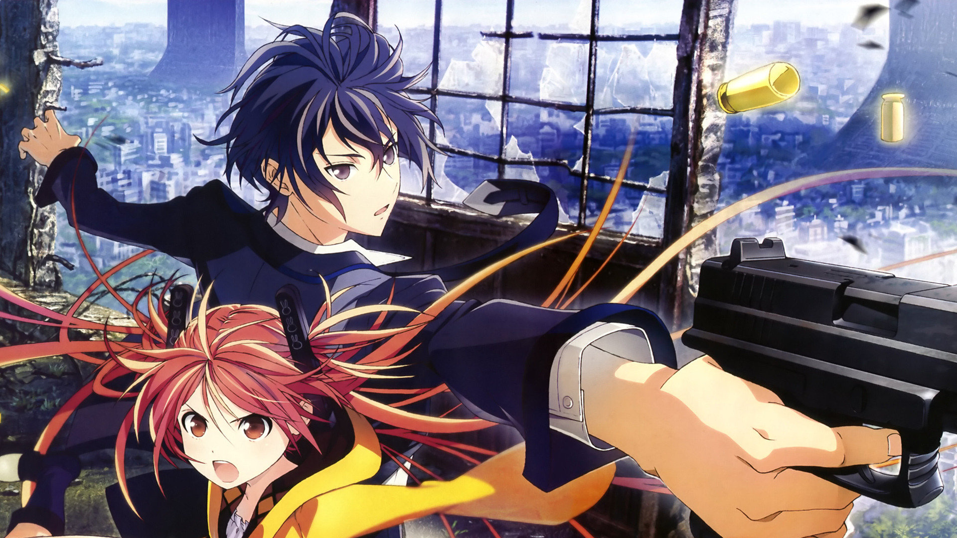 Best Black Bullet wallpaper ID:342397 for High Resolution hd 1920x1080 computer
