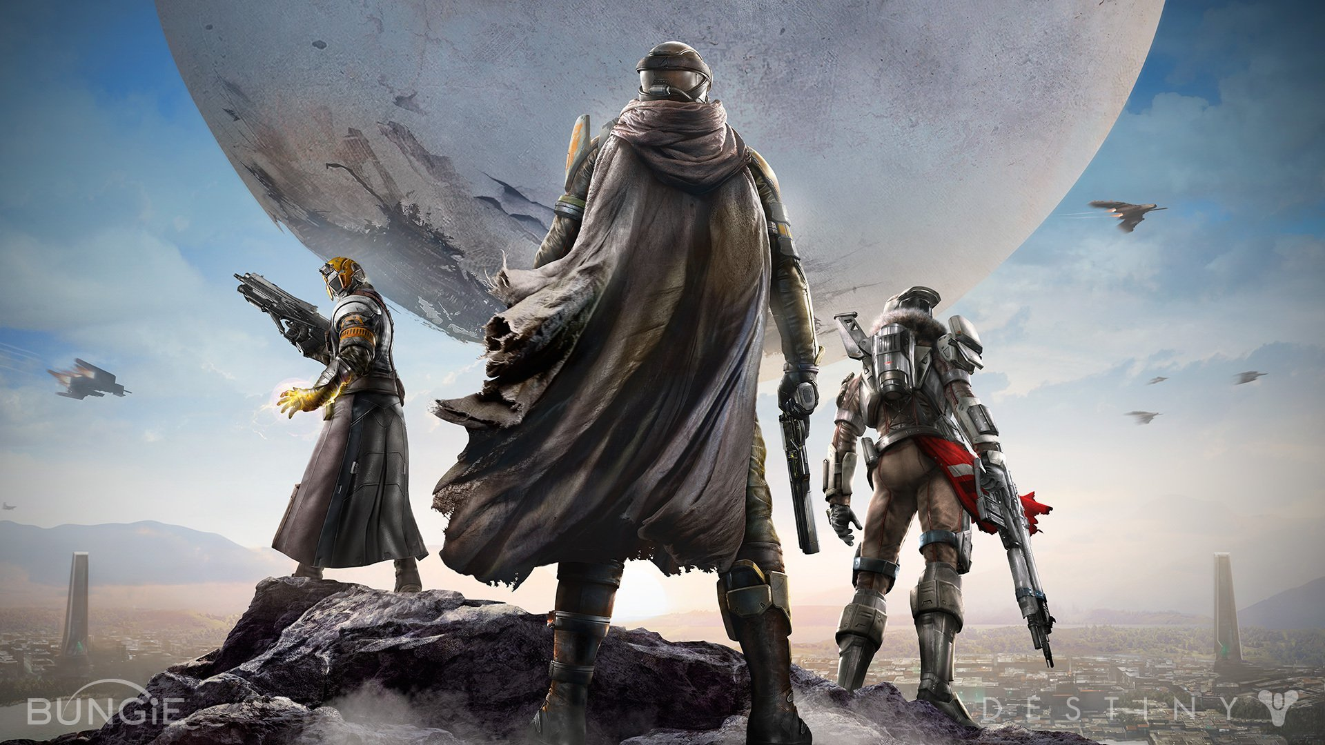 Free download Destiny wallpaper ID:394417 full hd for computer