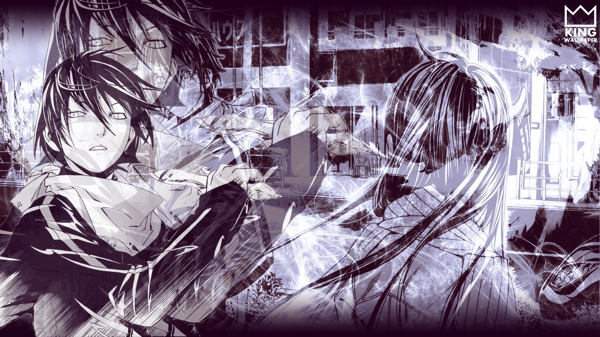 Download hd 1920x1080 Noragami desktop wallpaper ID:450324 for free