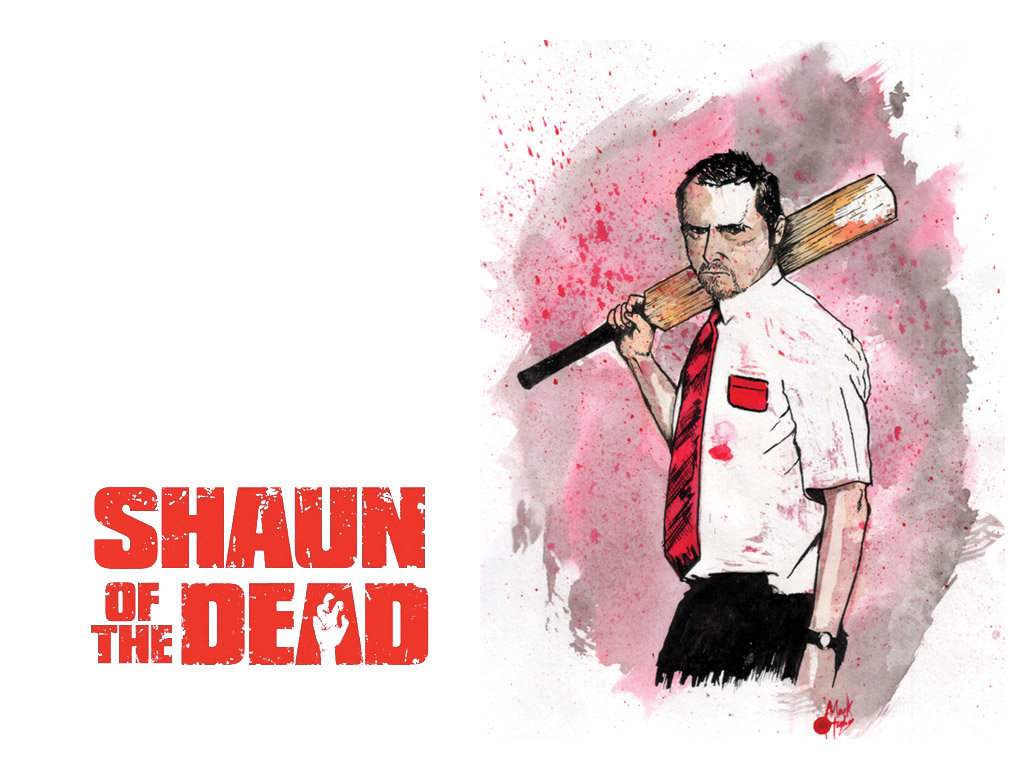 Free Shaun Of The Dead high quality background ID:374578 for hd 1024x768 computer