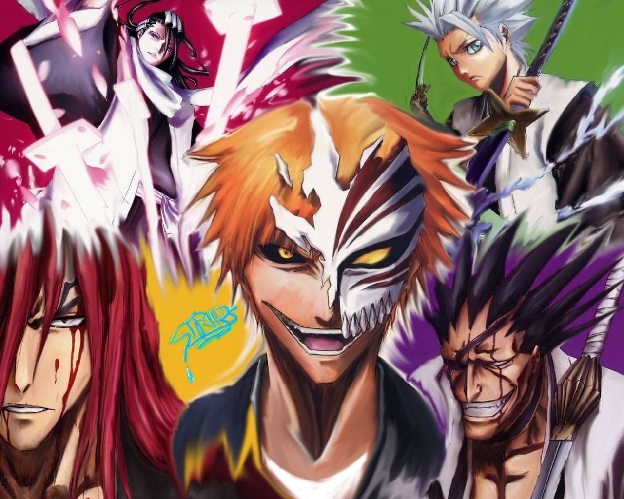 Free download Bleach wallpaper ID:413885 hd 1280x1024 for computer