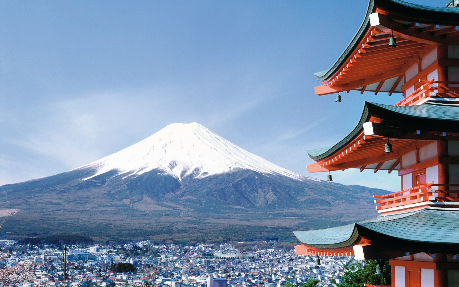 Awesome Mount Fuji Free Wallpaper Id277788 For Hd 1920x1200 Pc