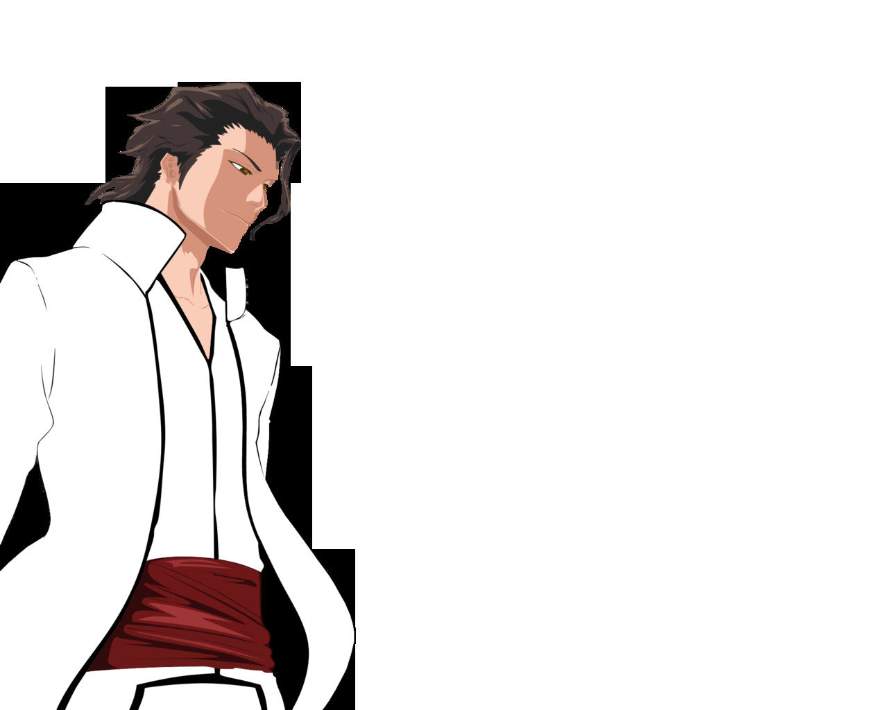 Download hd 1280x1024 Sosuke Aizen computer background ID:413578 for free