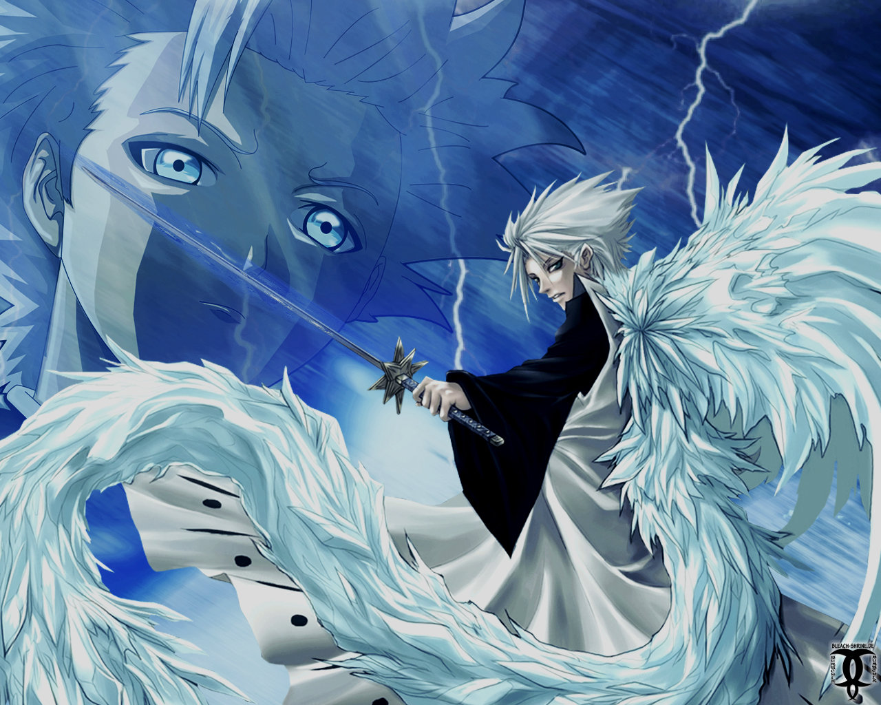 Awesome Toshiro Hitsugaya free background ID:413767 for hd 1280x1024 desktop