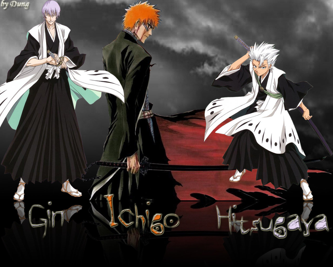 Awesome Toshiro Hitsugaya free background ID:413780 for hd 1280x1024 PC