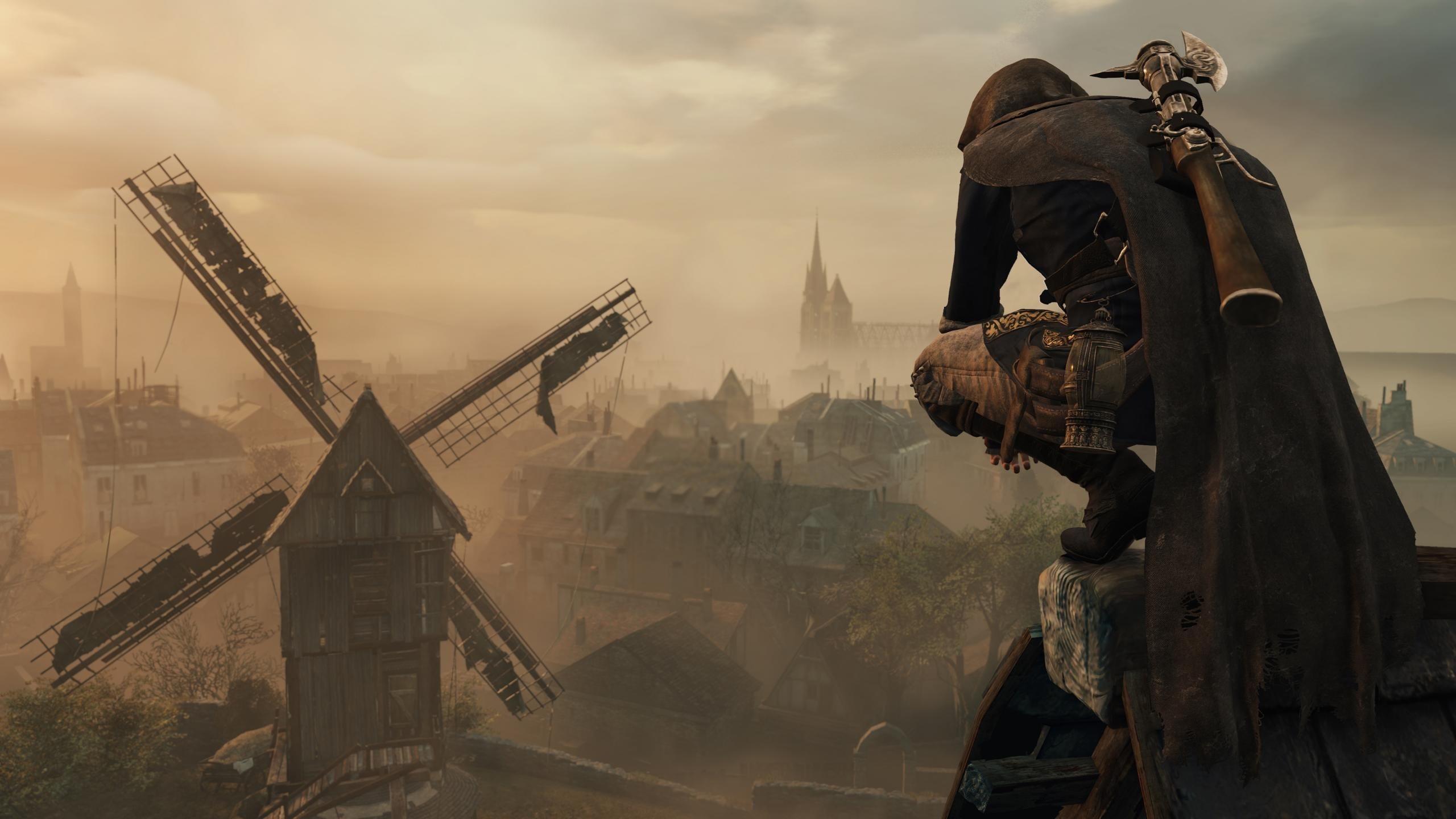 Awesome Assassin's Creed: Unity free wallpaper ID:229469 for hd 2560x1440 desktop