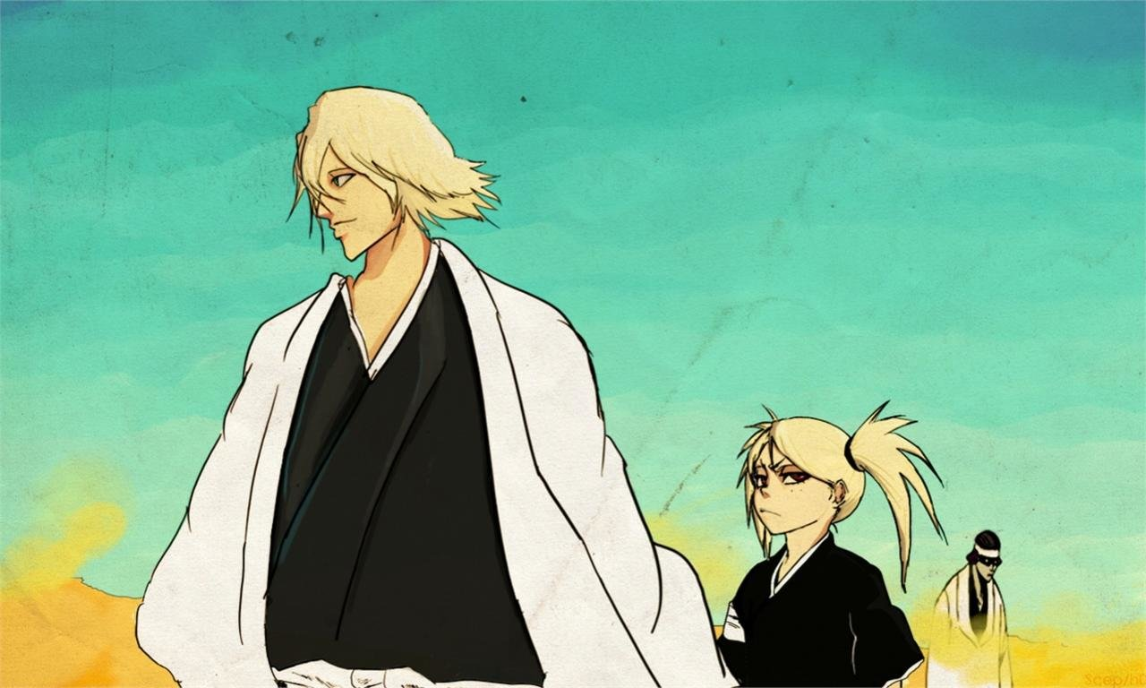 High resolution Bleach hd 1280x768 wallpaper ID:414134 for PC