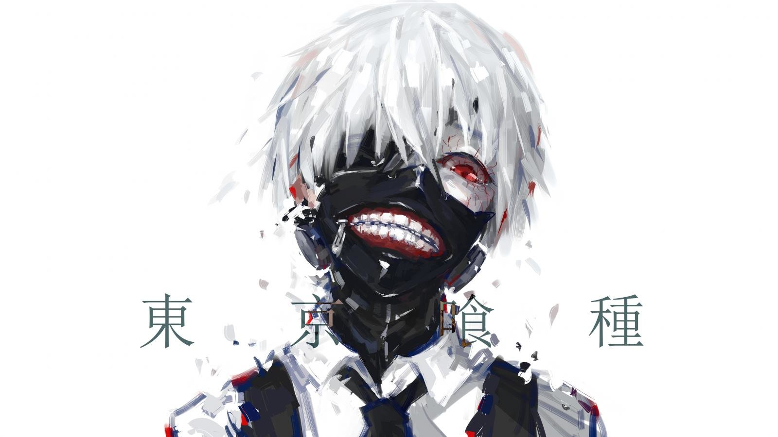 Free download Ken Kaneki background ID:150023 hd 1600x900 for PC