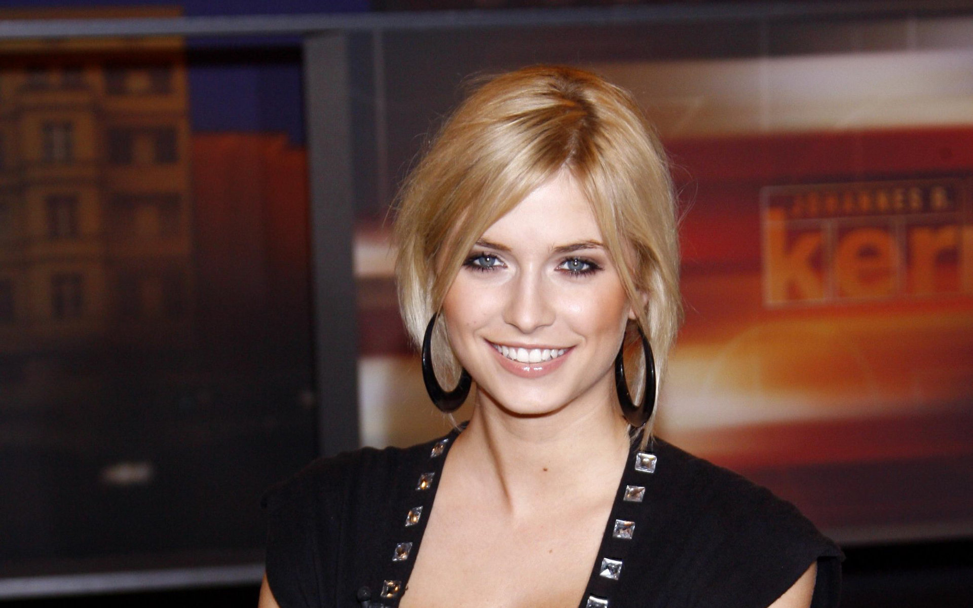 Download hd 1920x1200 Lena Gercke desktop wallpaper ID:465977 for free