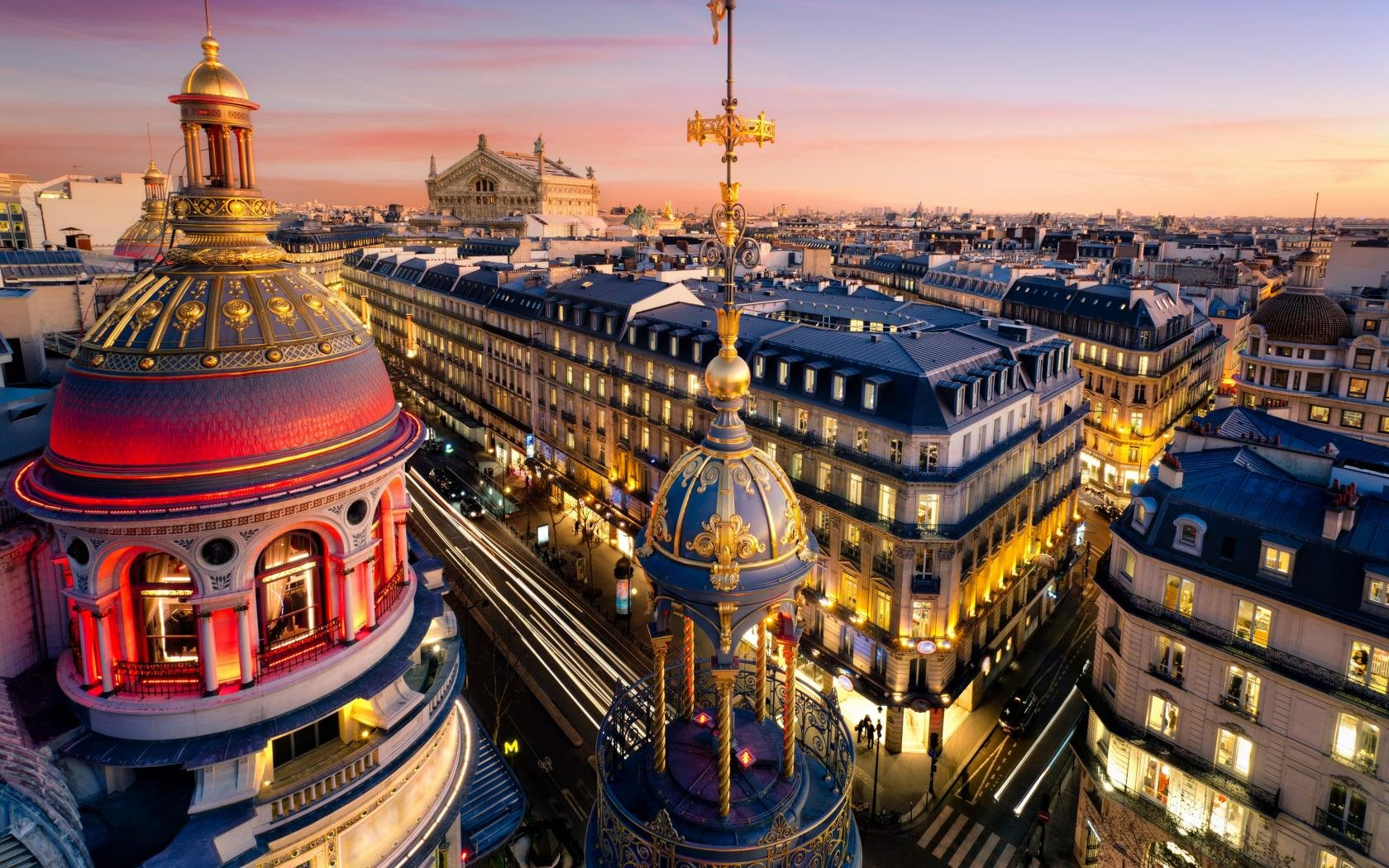 Awesome Paris free background ID:477298 for hd 1680x1050 PC