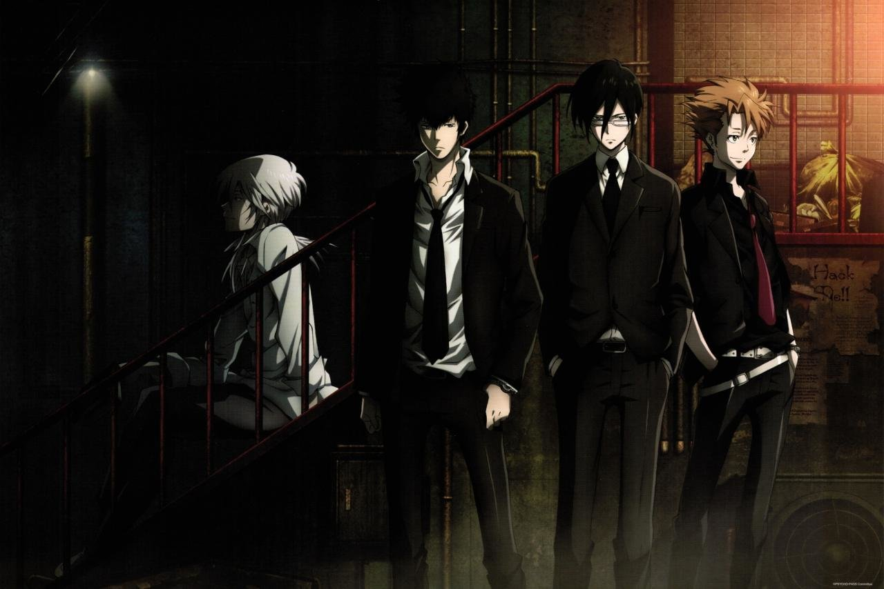 Free download Psycho-Pass background ID:451826 hd 1280x854 for desktop