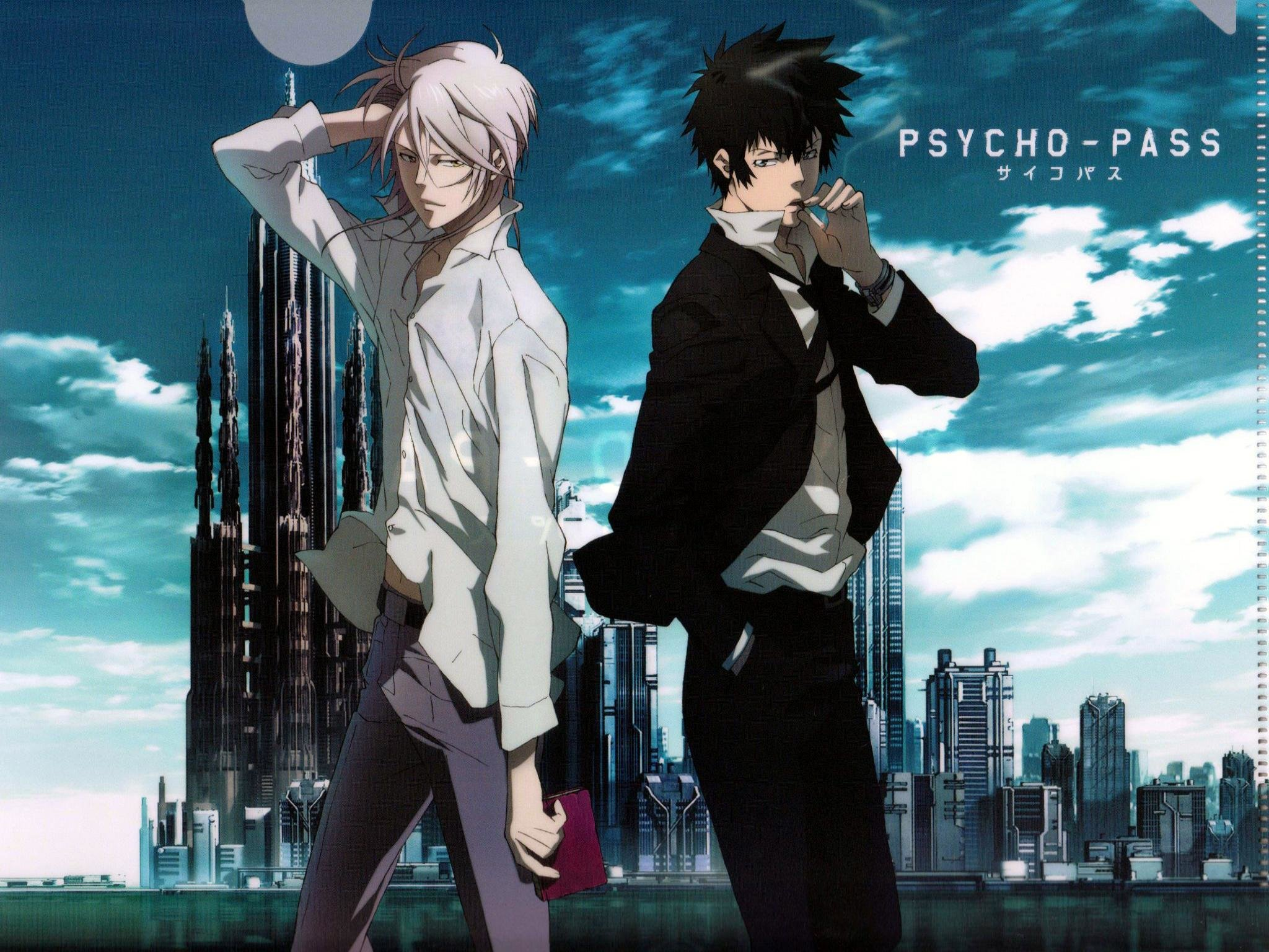 High resolution Psycho-Pass hd 2048x1536 wallpaper ID:451821 for computer