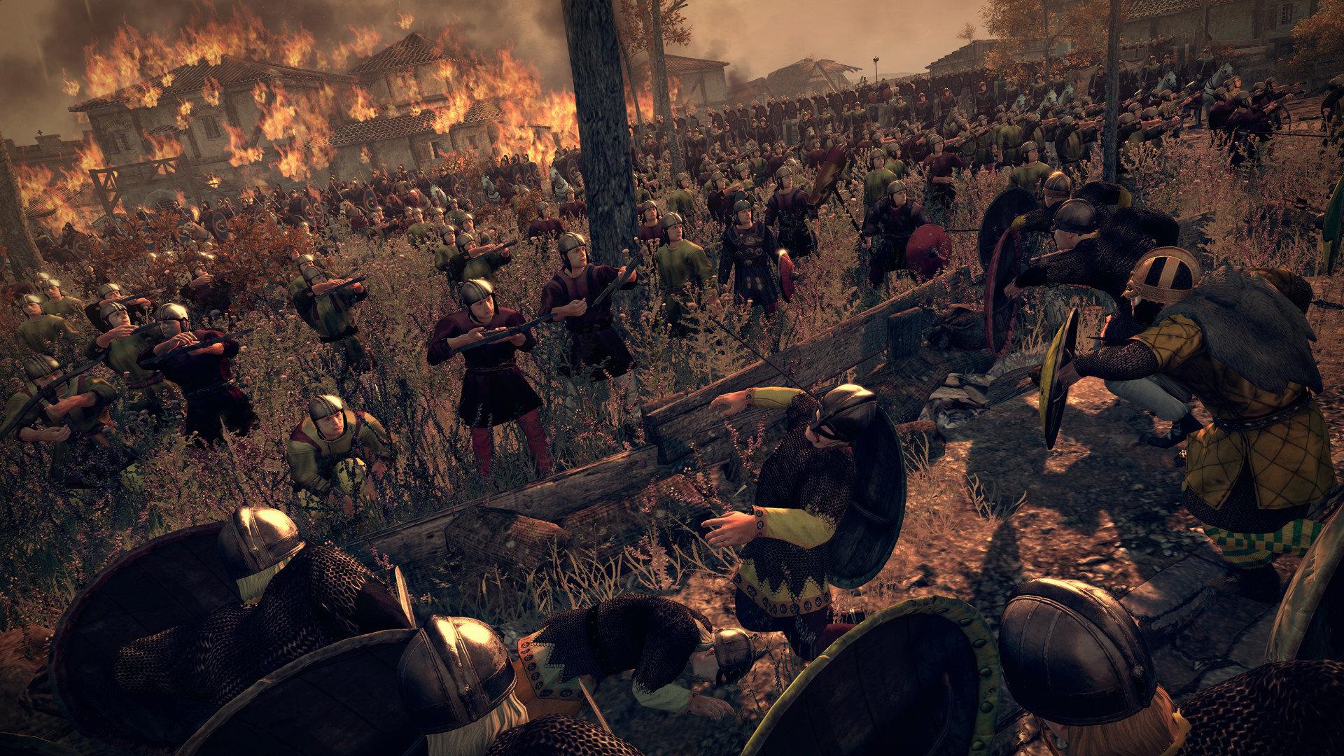 Attila Total War Wallpaper: Total War: Attila Wallpapers 1920x1080 Full HD (1080p