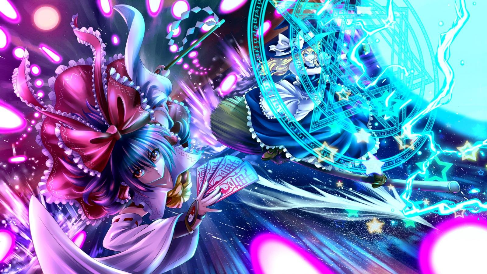 Best Touhou background ID:219823 for High Resolution hd 1600x900 PC