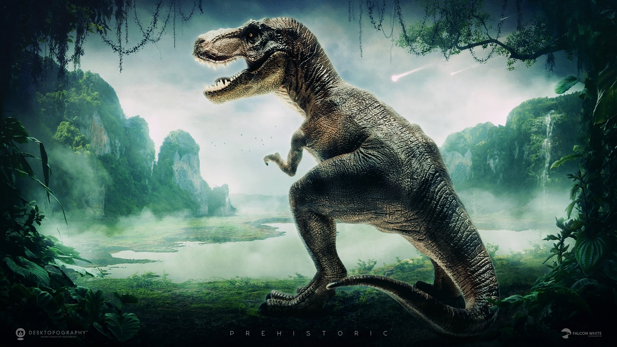 Free download Dinosaur wallpaper ID:73891 hd 2560x1440 for PC