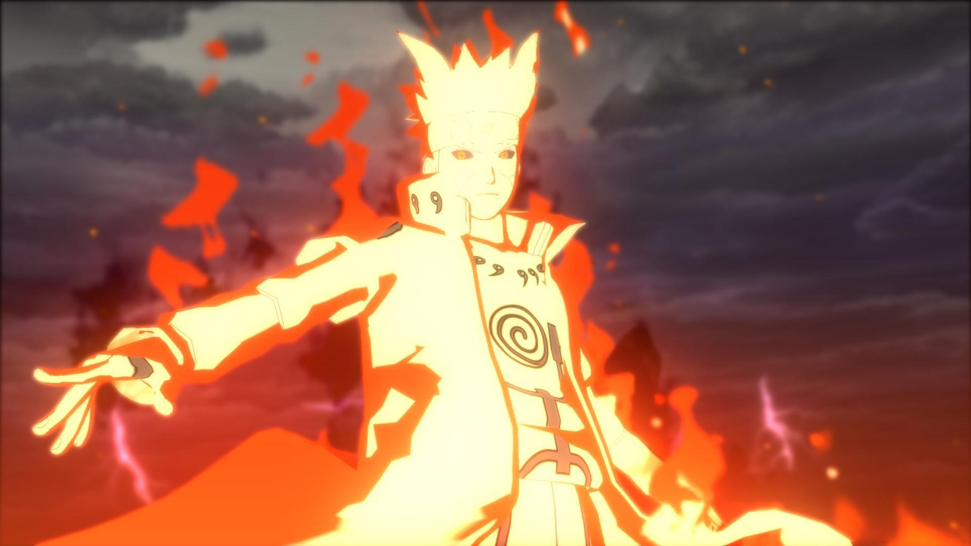 High resolution Naruto Shippuden: Ultimate Ninja Storm