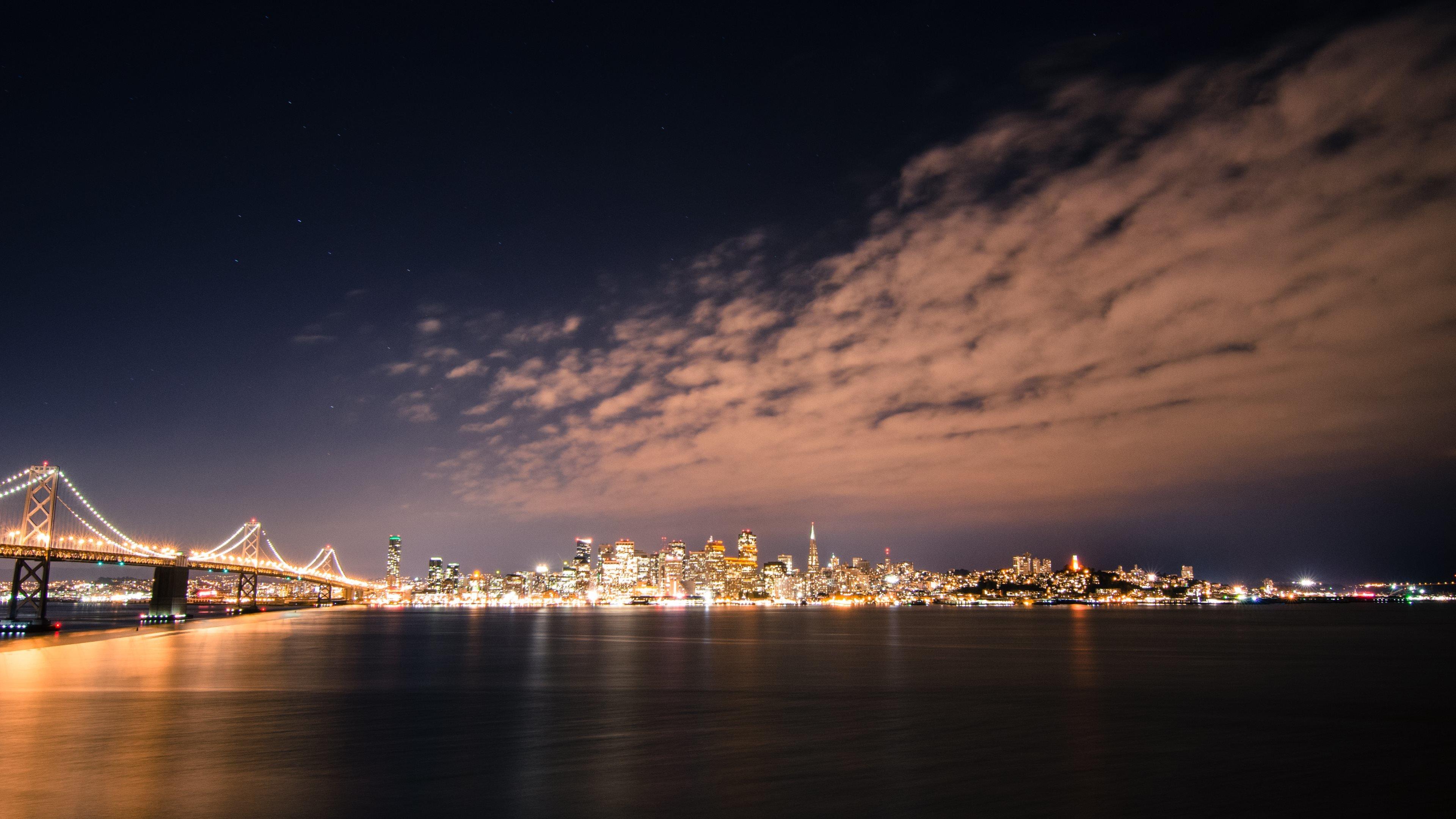 San Francisco Wallpapers 3840x2160 Ultra Hd 4k Desktop Backgrounds