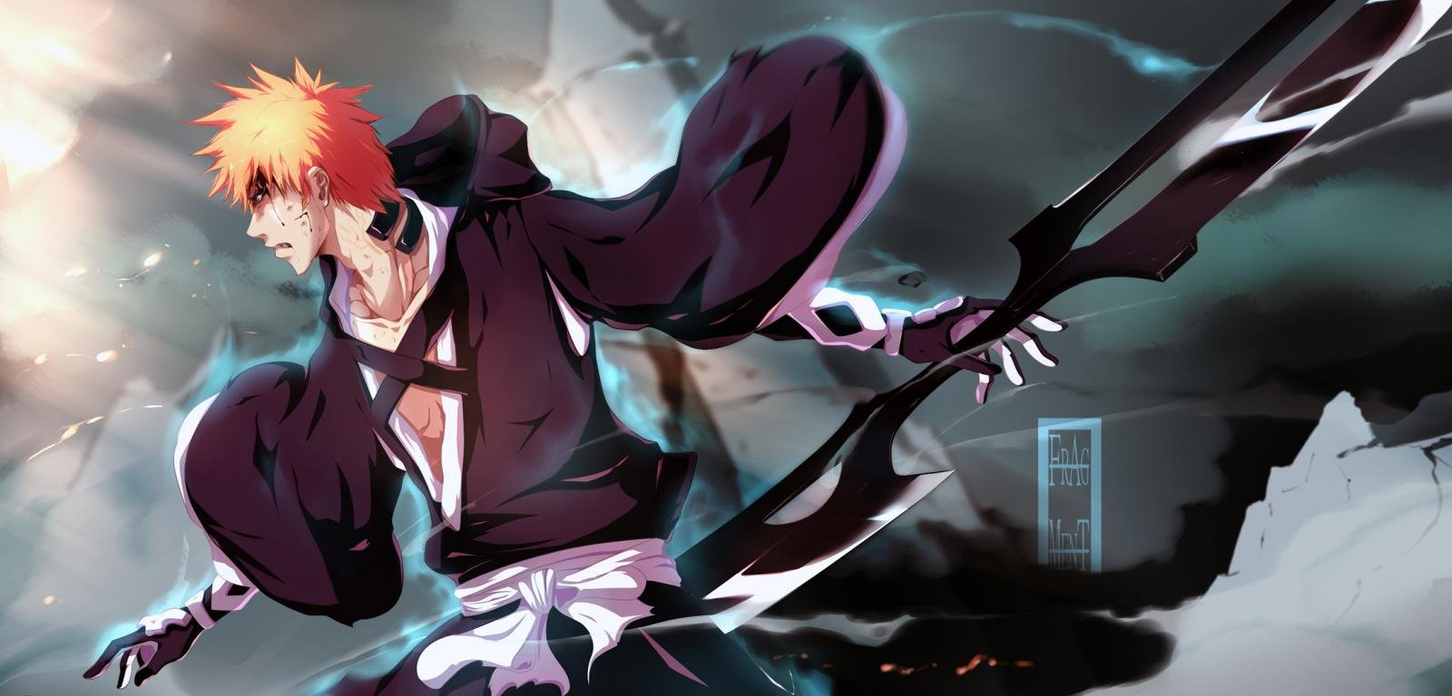 Free Bleach high quality wallpaper ID:419307 for hd 1600x768 PC