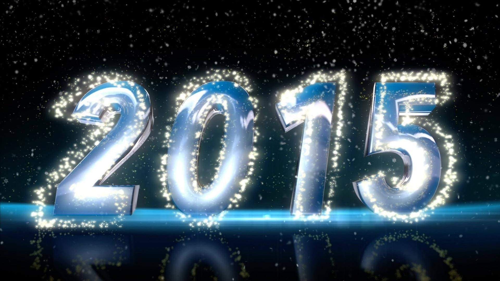 Awesome New Year 2015 free background ID:156207 for hd 1080p desktop