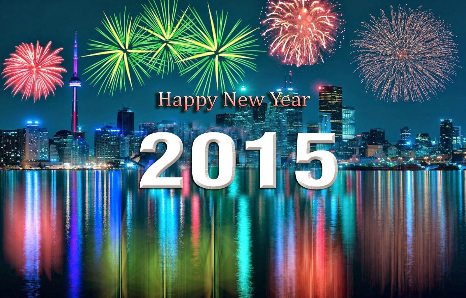 High resolution New Year 2015 hd 1600x1024 background ID:156240 for PC