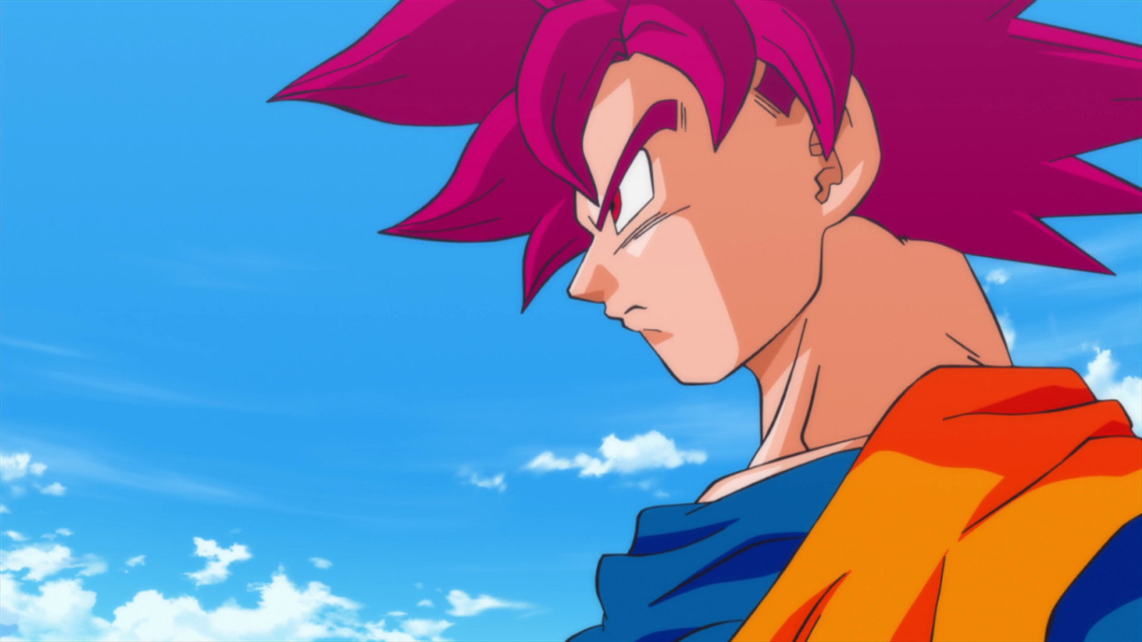 Best Goku wallpaper ID:470347 for High Resolution hd 1600x900 PC