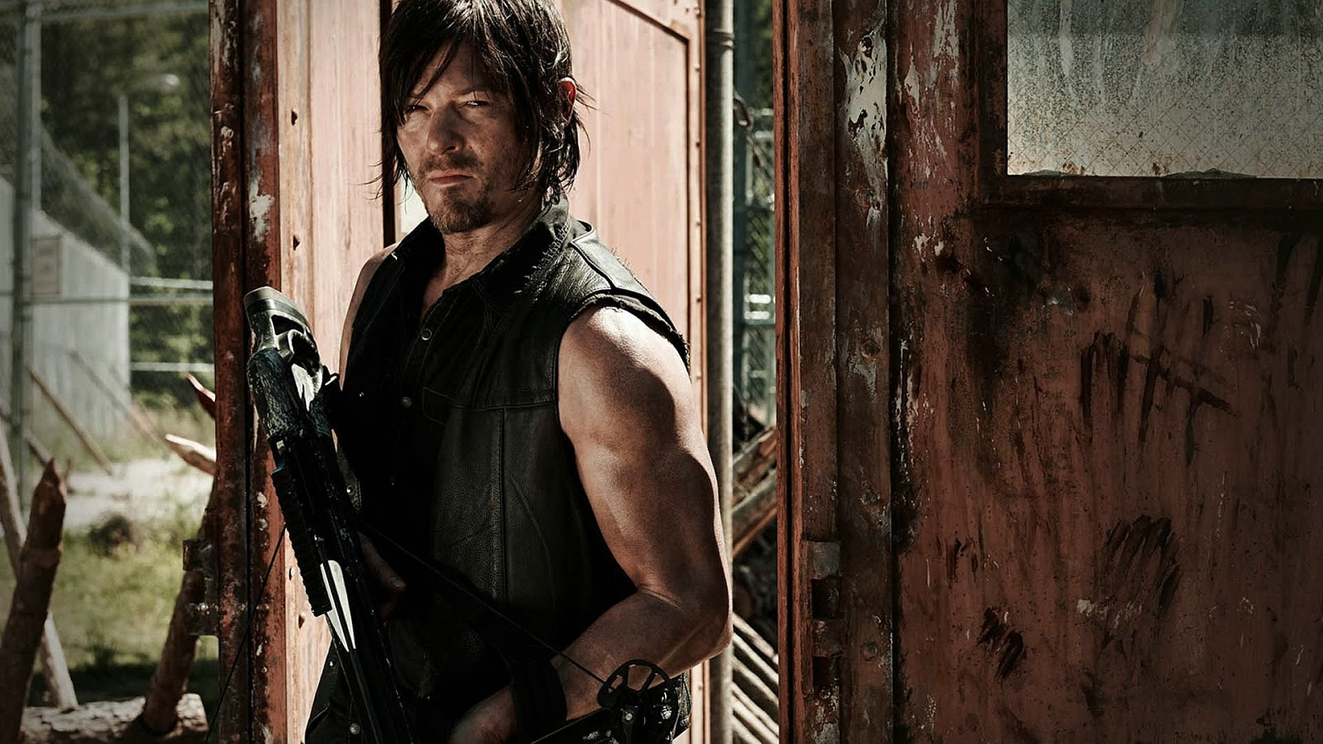 Best Norman Reedus wallpaper ID:239315 for High Resolution full hd desktop