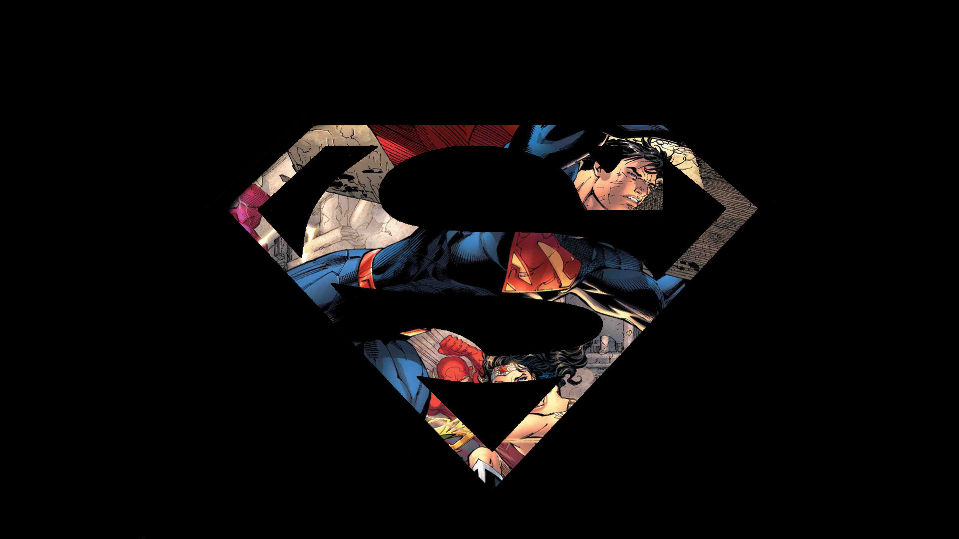 Free download Superman background ID:456354 hd 1920x1080 for PC