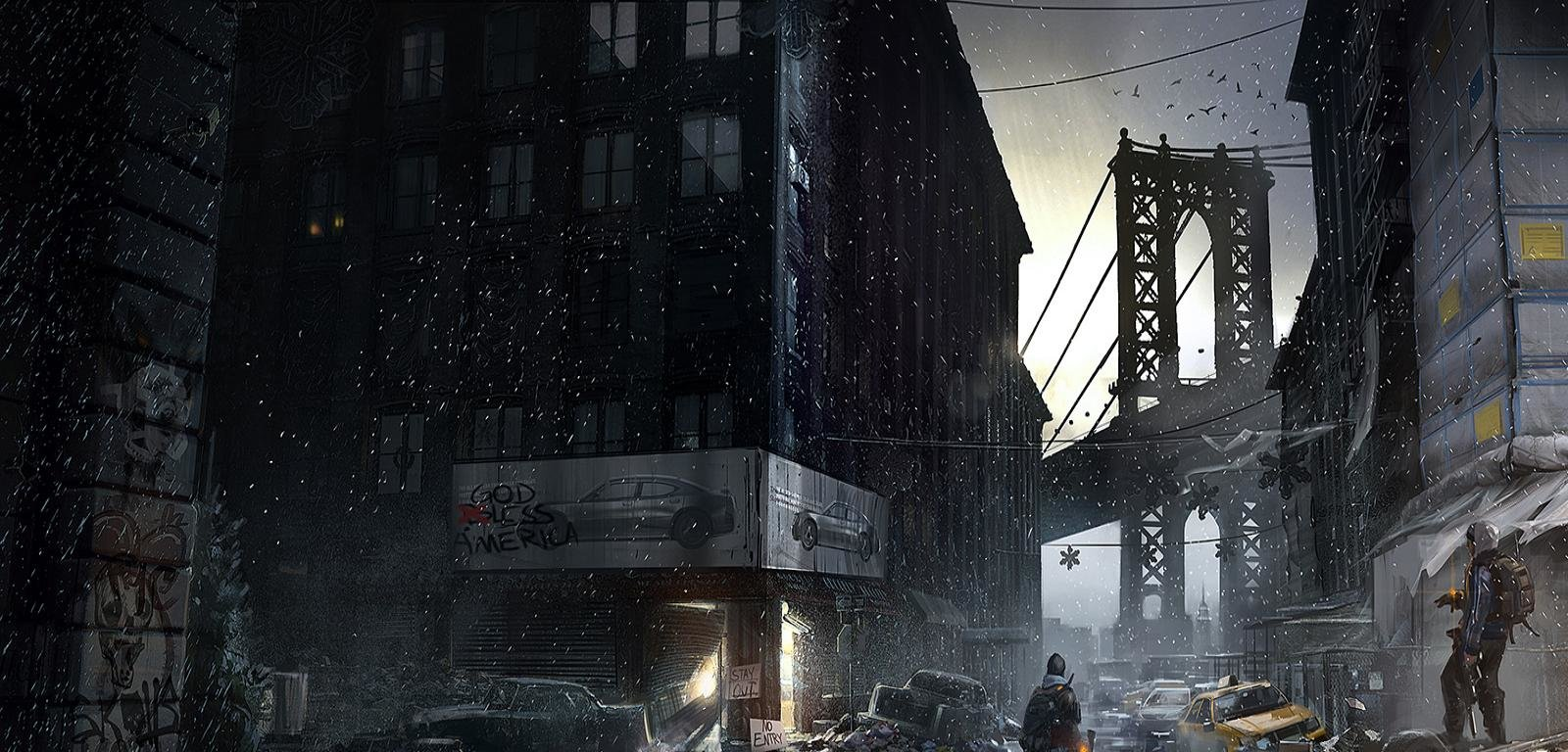 Free Download Tom Clancys The Division Wallpaper Id450040